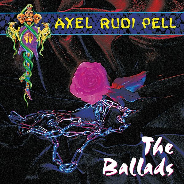 Axel Rudi Pell - Ballads (2 Lp+cd)