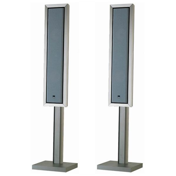 Фото - Стойка для акустики B&W FS-FPM4/5 Silver стойка для акустики dali подставка под акустику base zensor 5 5 ax