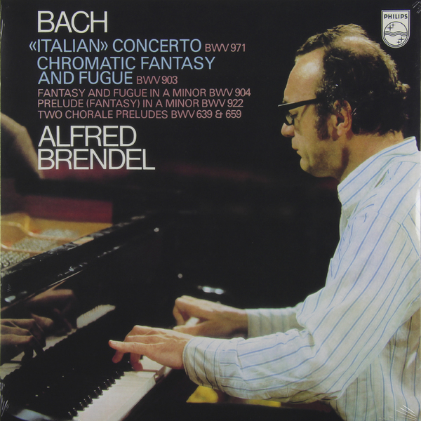 BACH - Italian Concerto / Chromatic Fantasy Fugue