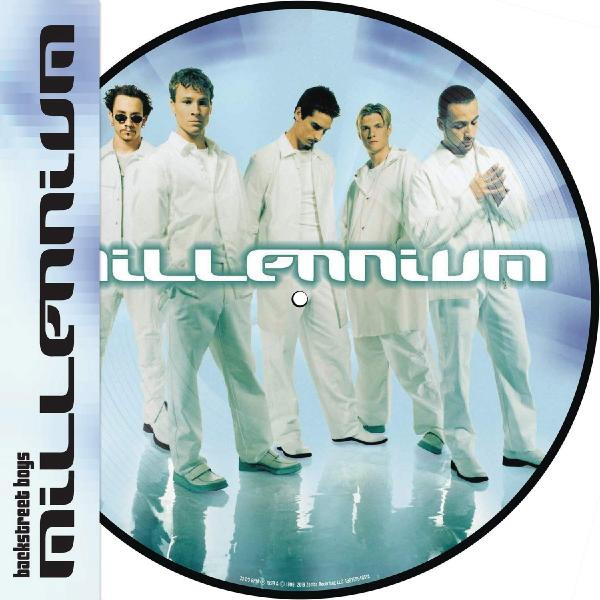 Backstreet Boys - Millennium (picture)