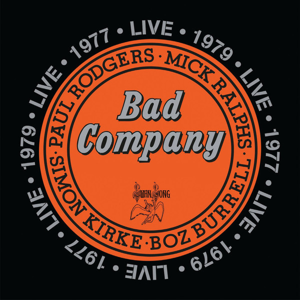 Bad Company - Live 1977 (2 LP)