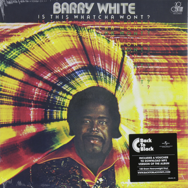 Barry White Barry White - Is This Whatcha Wont? (180 Gr) barry white barry white barry white sings for someone you love 180 gr