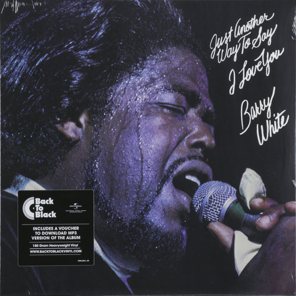 Barry White Barry White - Just Another Way To Say I Love You (180 Gr) цена и фото