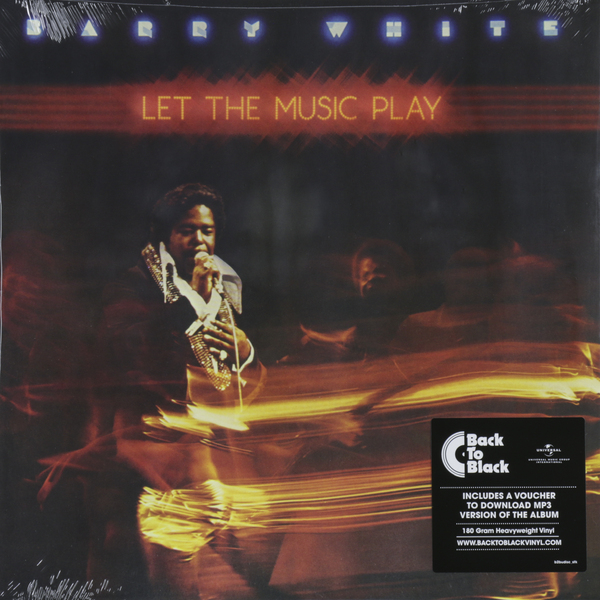 Barry White Barry White - Let The Music Play (180 Gr)
