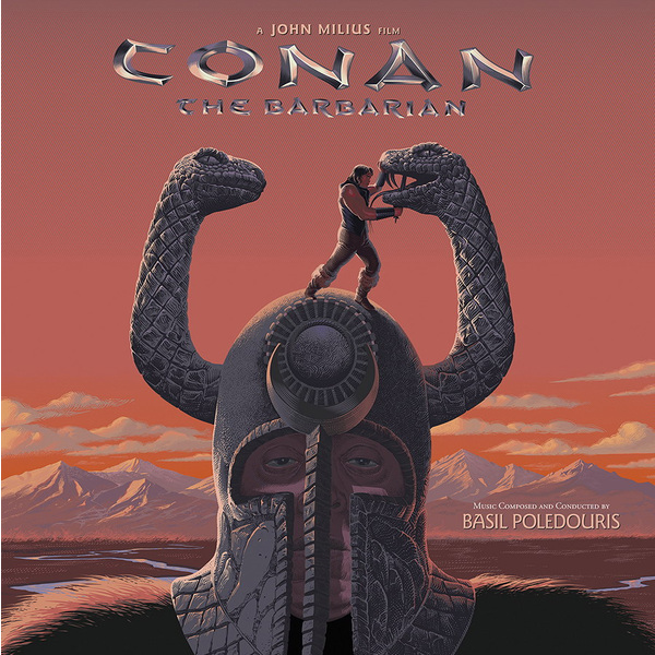 Саундтрек СаундтрекBasil Poledouris - Conan The Barbarian (180 Gr)