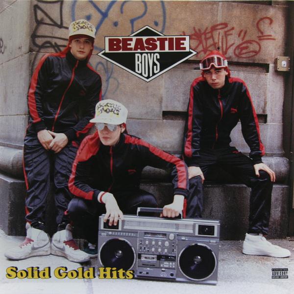 Beastie Boys Beastie Boys - Solid Gold Hits (2 LP) the beastie boys beastie boys solid gold hits