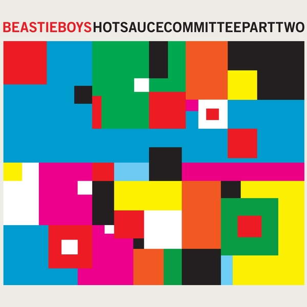 Beastie Boys - Hot Sauce Committee, Pt. 2 (2 LP)