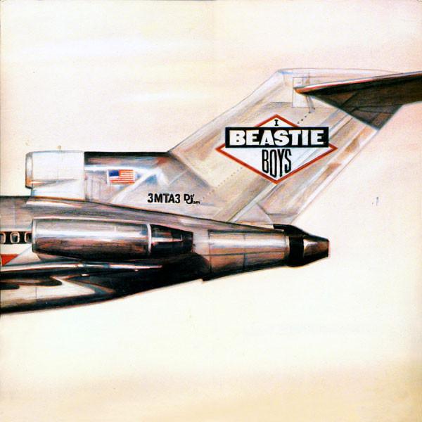 Beastie Boys Beastie Boys - Licensed To Ill beastie boys beastie boys paul s boutique