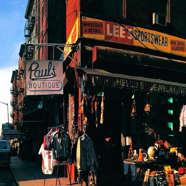 Beastie Boys Beastie Boys - Paul's Boutique beastie boys beastie boys paul s boutique