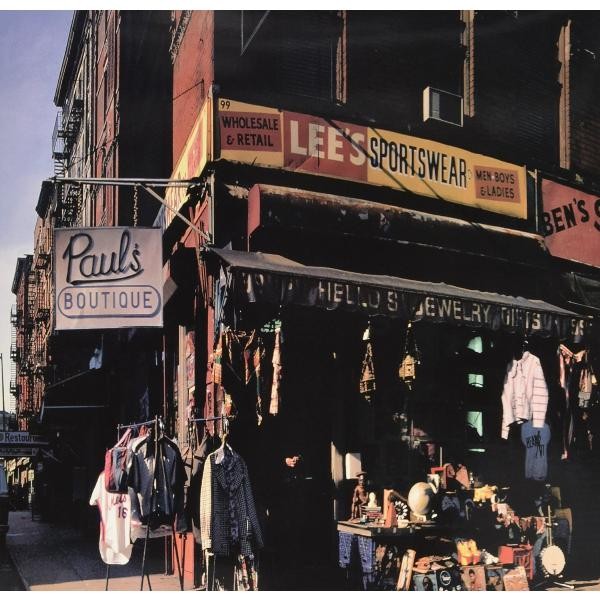 Beastie Boys - Pauls Boutique (30th Anniversary) (2 Lp, 180 Gr)