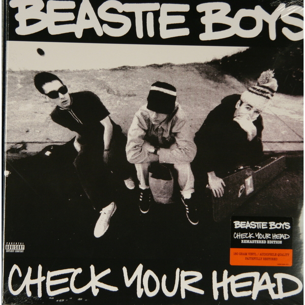 Beastie Boys Beastie Boys - Check Your Head (2 Lp, 180 Gr) цена
