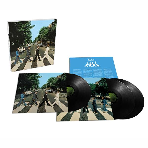 цена на Beatles Beatles - Abbey Road (50 Anniversary) (3 LP)