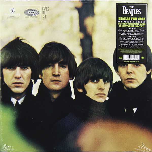 лучшая цена Beatles Beatles - Beatles For Sale (180 Gr)