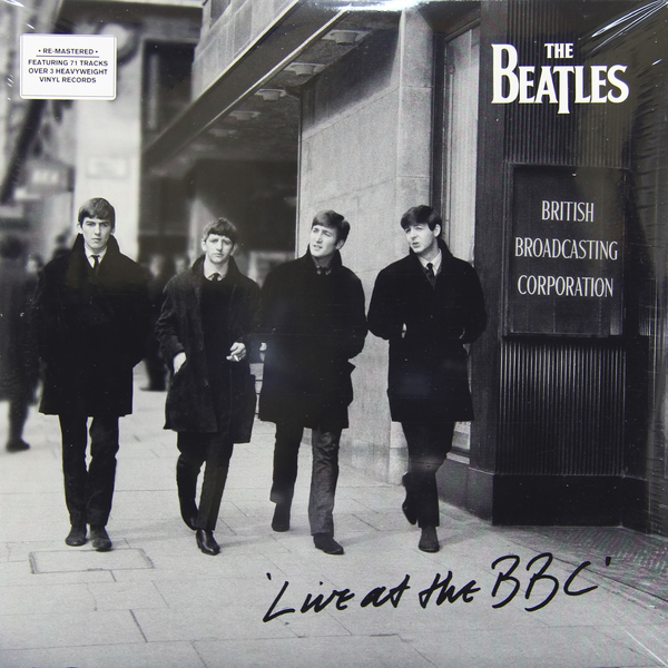 лучшая цена Beatles Beatles - Live At The Bbc 1 (3 LP)