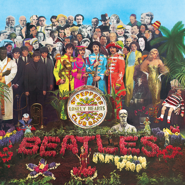 Beatles - Sgt. Peppers Lonely Hearts Club Band (giles Martin Mix)