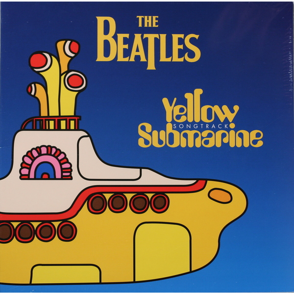 Beatles - Yellow Submarine Songtrack (giles Martin Mix)