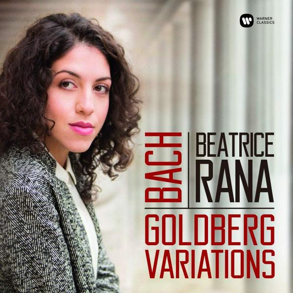 BACH BACHBeatrice Rana - : Goldberg Variations (2 LP) g zucchi andante and variations and 2 duos for 2 violins