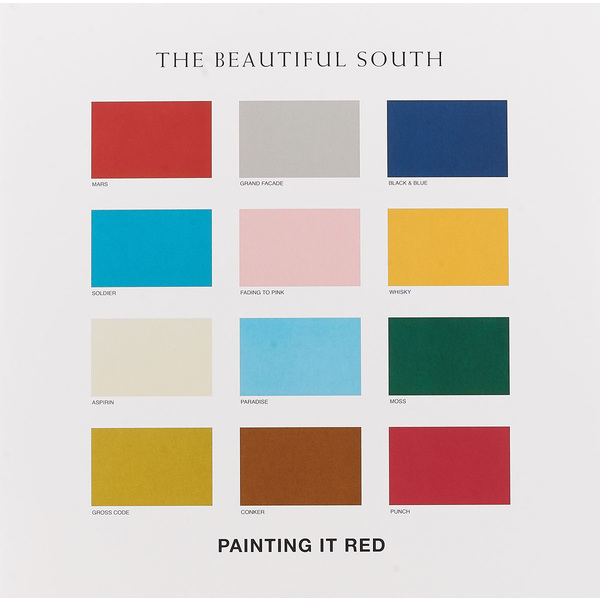 Beautiful South - Painting It Red (2 LP)