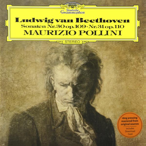 лучшая цена Beethoven BeethovenMaurizio Pollini - : Piano Sonatas Nos.30 31 (180 Gr)