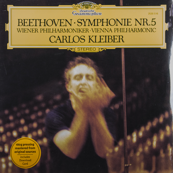 цена Beethoven Beethoven - Symphony No.5 (180 Gr) онлайн в 2017 году