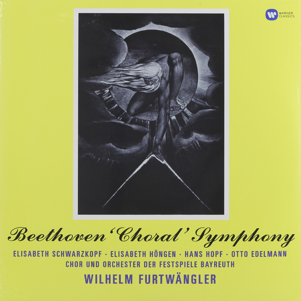 Beethoven BeethovenWilhelm Furtwangler- : Symphony No. 9 Choral (2 LP)