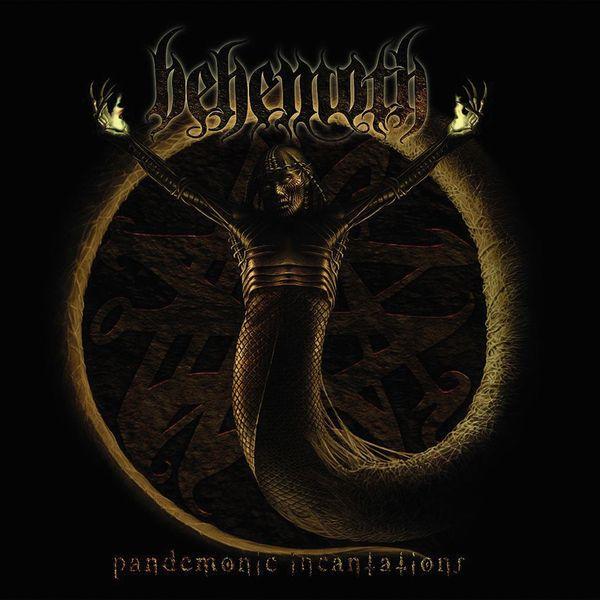 Behemoth Behemoth - Pandemonic Incantations behemoth behemoth thelema 6