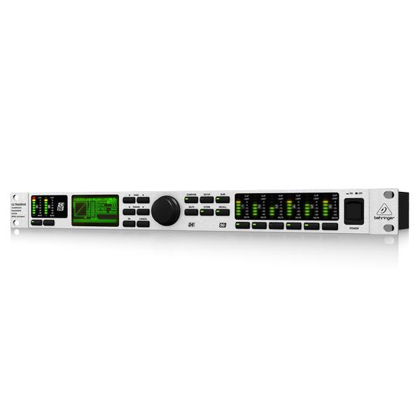 Контроллер/Аудиопроцессор Behringer DCX2496LE ULTRADRIVE