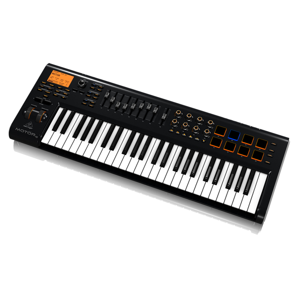 MIDI-клавиатура Behringer MOTOR 49 цена