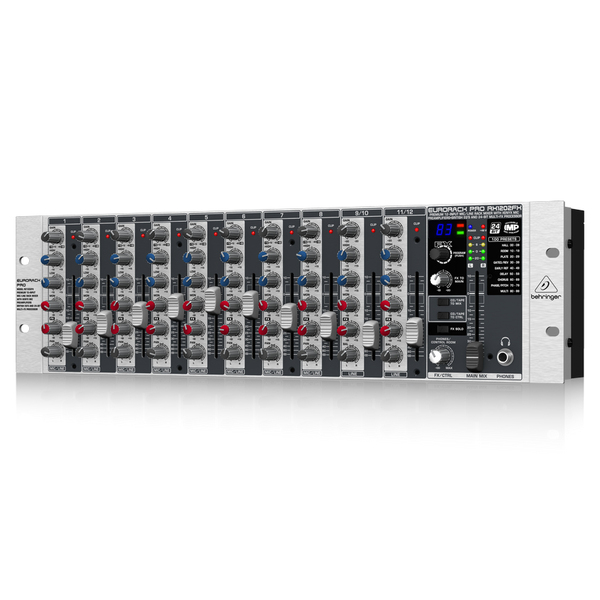 Аналоговый микшерный пульт Behringer EURORACK PRO RX1202FX behringer b1800x pro