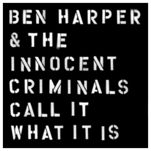 Ben Harper - Call It What Is