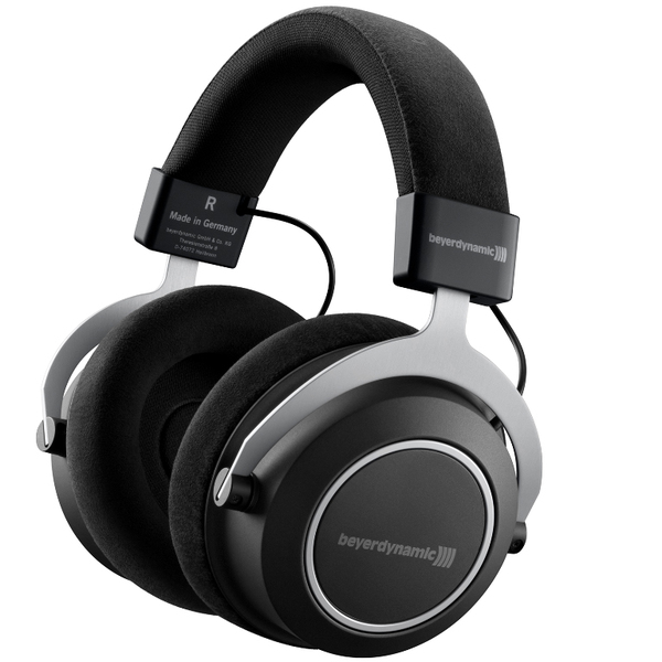 Беспроводные наушники Beyerdynamic Amiron Wireless Black/Silver