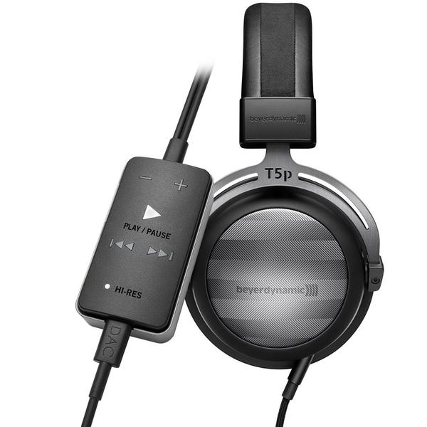 Фото - Охватывающие наушники Beyerdynamic set T 5p.2 + Impacto universal звуковая карта creative sound blaster e1 усилитель для наушников