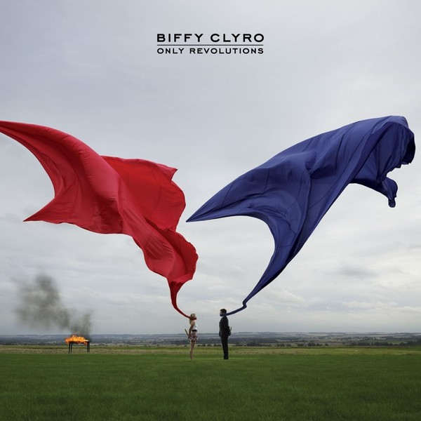 Biffy Clyro Biffy Clyro - Only Revolutions biffy clyro london