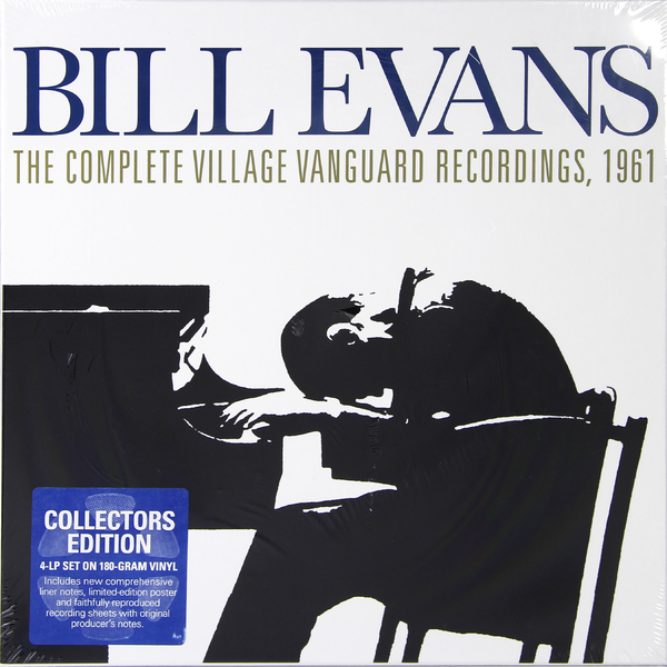 Bill Evans - Complete Village Vanguard Recordings, 1961 (4 LP)