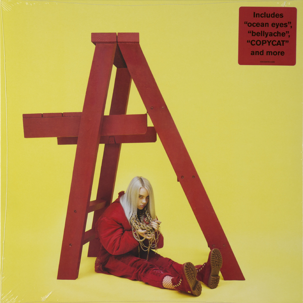 Billie Eilish - Dont Smile At Me (ep)