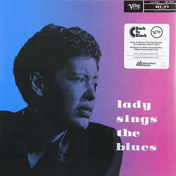 Billie Holiday Billie Holiday - Lady Sings The Blues (180 Gr) виниловая пластинка billie holiday lady sings the blues