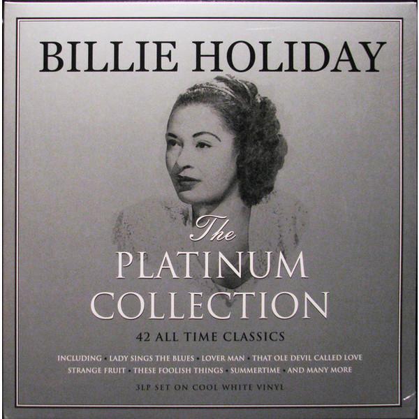 лучшая цена Billie Holiday Billie Holiday - The Platinum Collection (3 Lp White Vinyl)