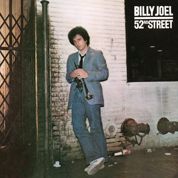 Billy Joel Billy Joel - 52nd Street цена и фото