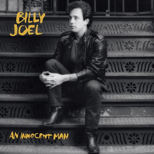 Billy Joel Billy Joel - An Innocent Man цена и фото
