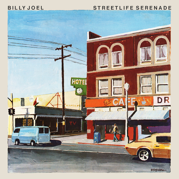Billy Joel Billy Joel - Stretlife Serenade цена и фото