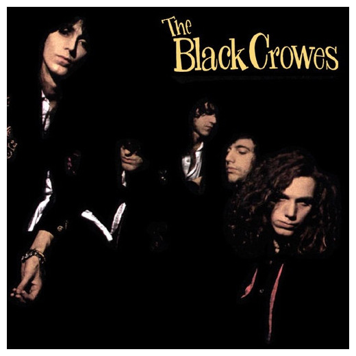 The Black Crowes CrowesBlack - Shake Your Money Maker
