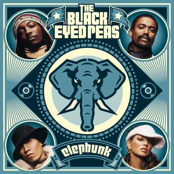 Black Eyed Peas Black Eyed Peas - Elephunk (2 LP) футболка wearcraft premium slim fit printio black eyed peas