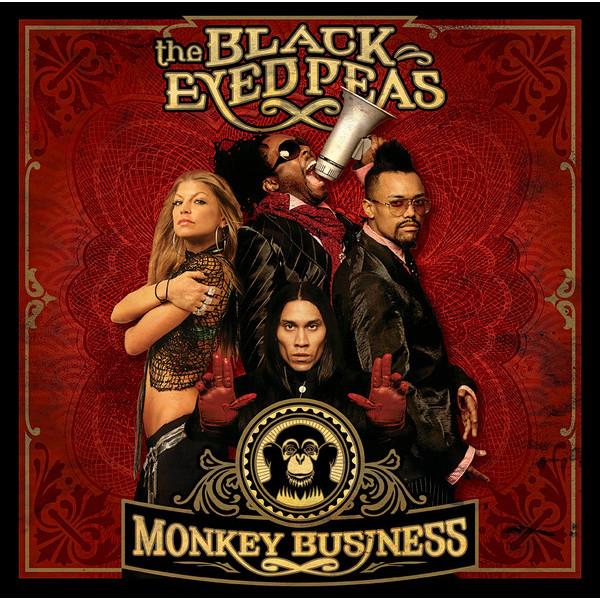 лучшая цена Black Eyed Peas Black Eyed Peas - Monkey Business (2 LP)