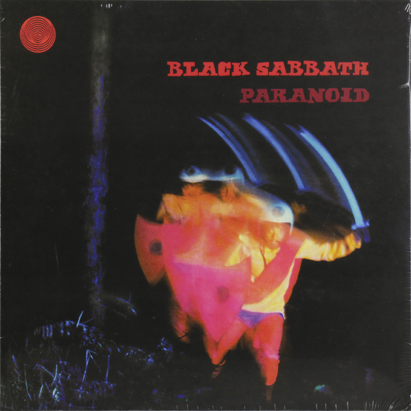 Black Sabbath Black Sabbath - Paranoid black sabbath black sabbath black sabbath vol 4