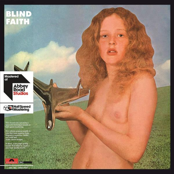 Blind Faith Blind Faith - Blind Faith (half Speed Master) blind faith blind faith blind faith half speed master