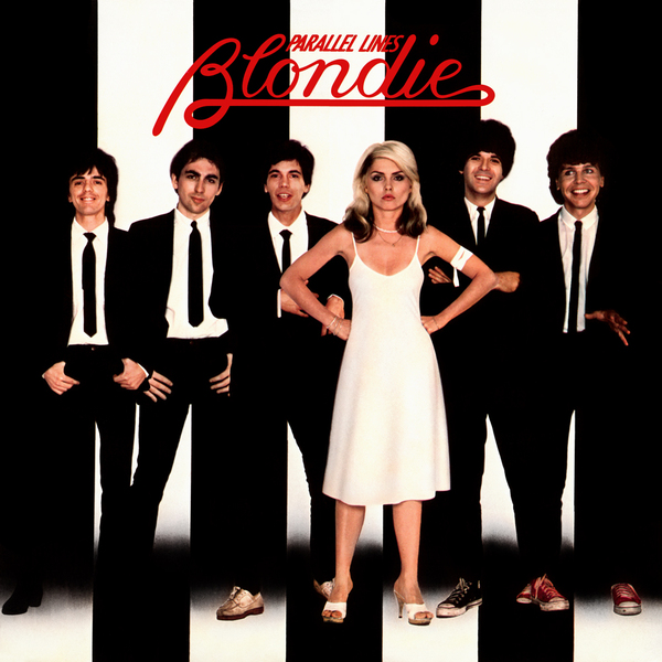 Blondie Blondie - Parallel Lines (colour) цена