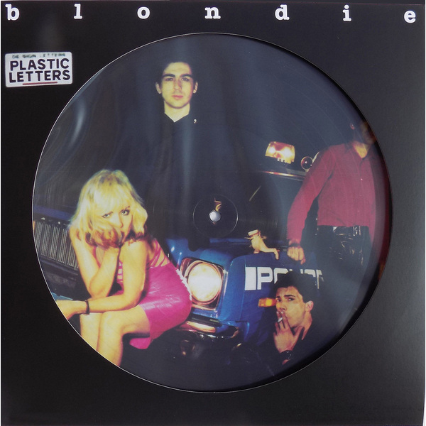 Blondie - Plastic Letters (picture)