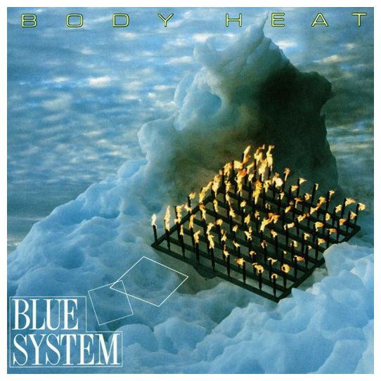 Blue System - Body Heat (180 Gr)