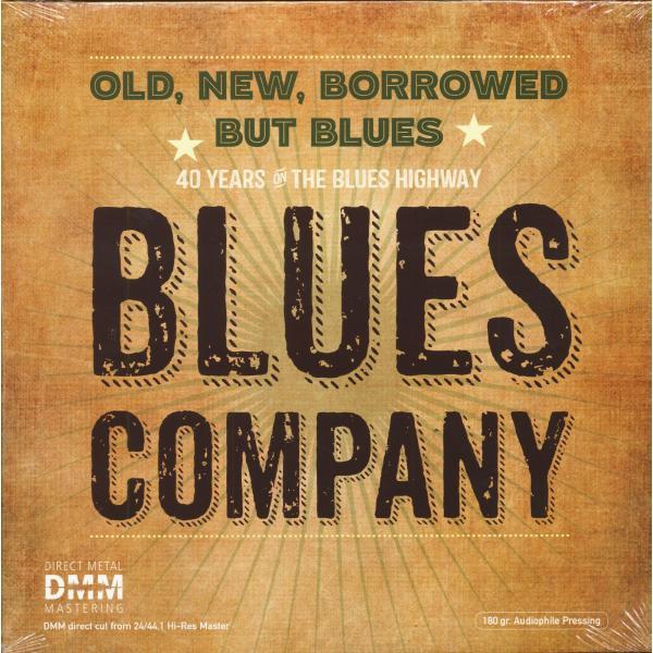 Blues Company Blues Company - Old, New, Borrowed But Blues (2 LP) f rzewski winnsboro cotton mill blues