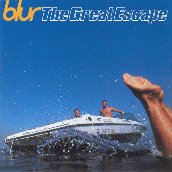 BLUR BLUR - The Great Escape (2 LP) цена